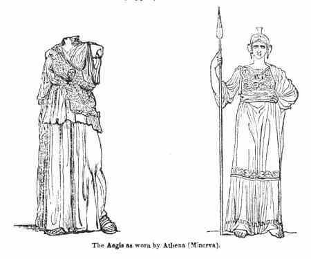 The_aegis_as_worn_by_athena_minerva