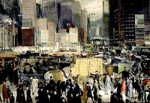 8th_grade_new_york_by_george_bellows_in_1911
